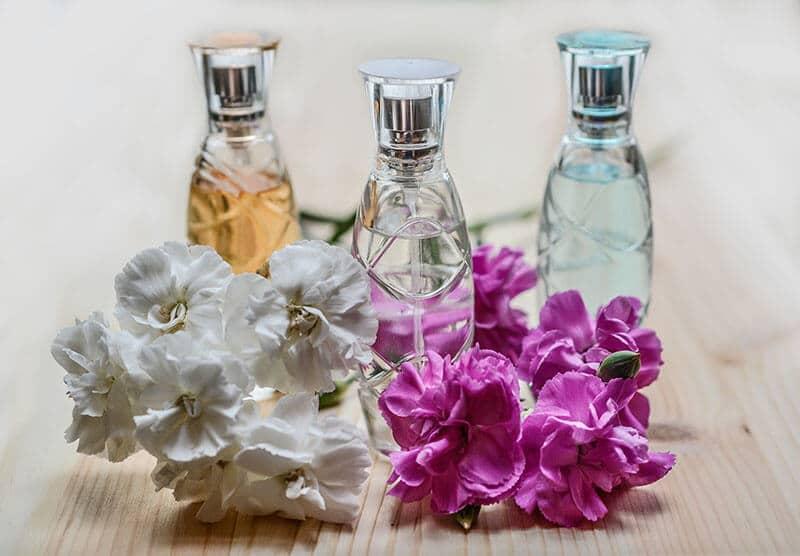 Tre-parfymer