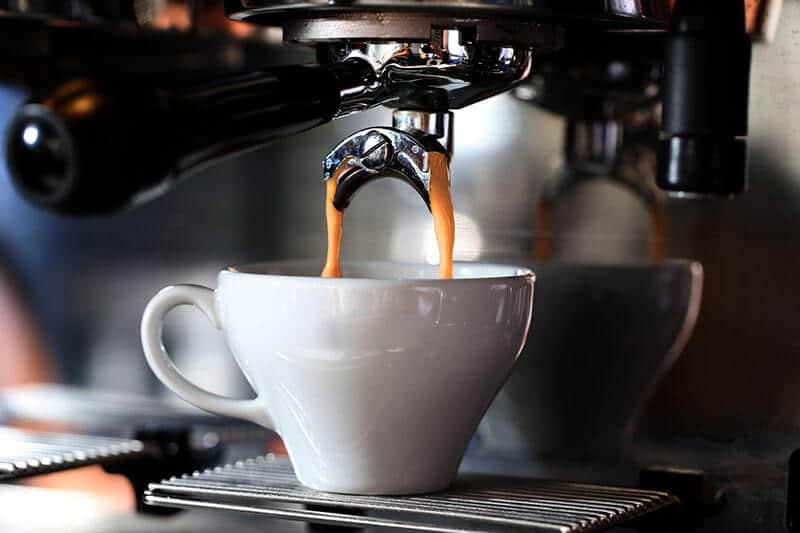 Bästa-espressomaskinen