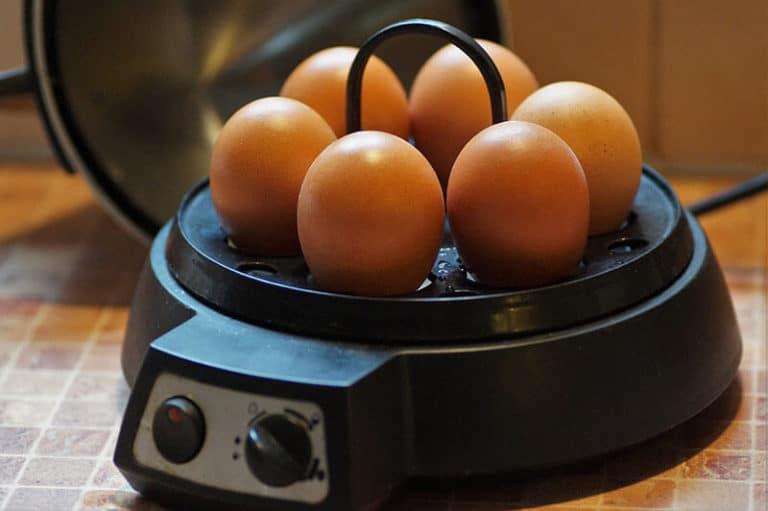 Bästa-äggkokaren